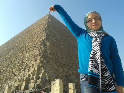 April N Egypt