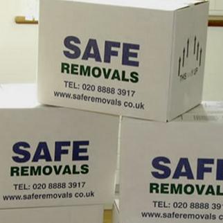 Logo de la société Safe Removals