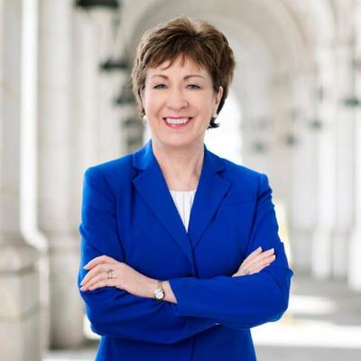 Sen. Susan Collins (@SenatorCollins) Twitter profile photo