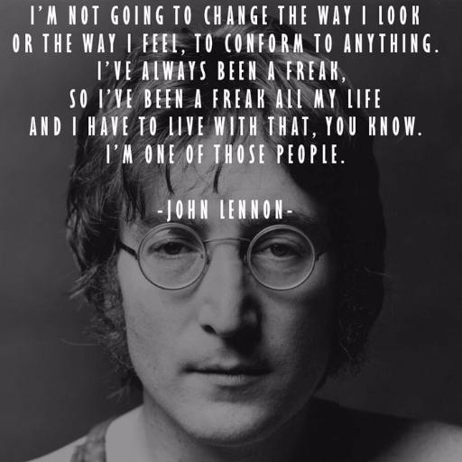 John Lennon Quotes LennonQuotess