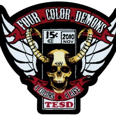 4 color fourcolordemon