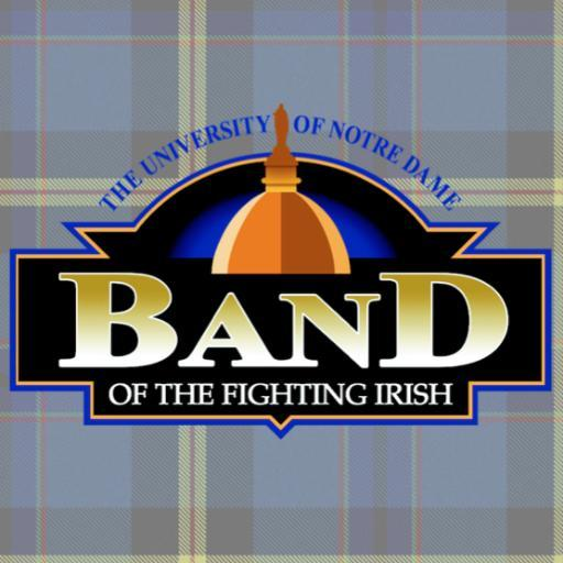The official Twitter Feed of the University of Notre Dame Band.