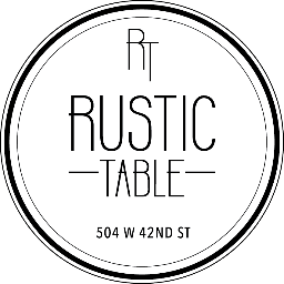 Rustic Table Rustictablenyc