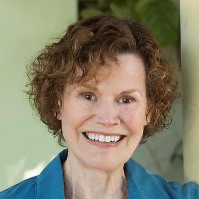 Judy Blume (@judyblume) Twitter profile photo