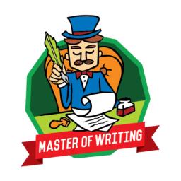 Master of writing