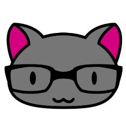 メガネをかけた猫 Grassesoncat Twitter
