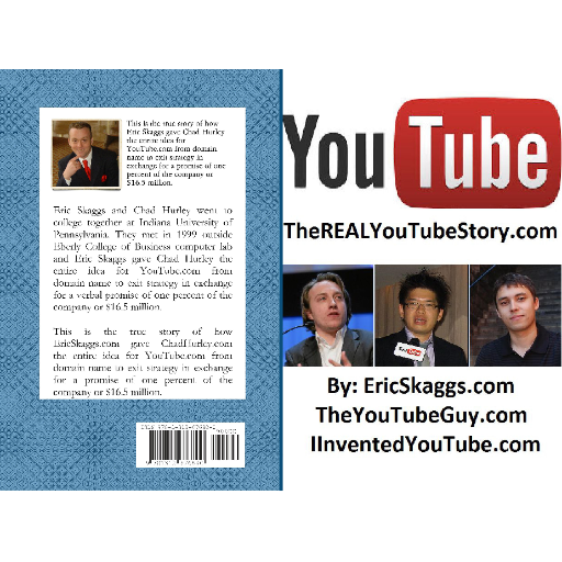 Profile picture of TheYouTubeStory.com