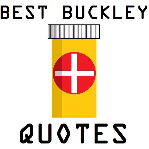 Best Buckley Quotes (@ADOBestQuotes) | Twitter