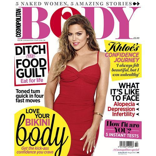 Cosmo BODY Social Profile