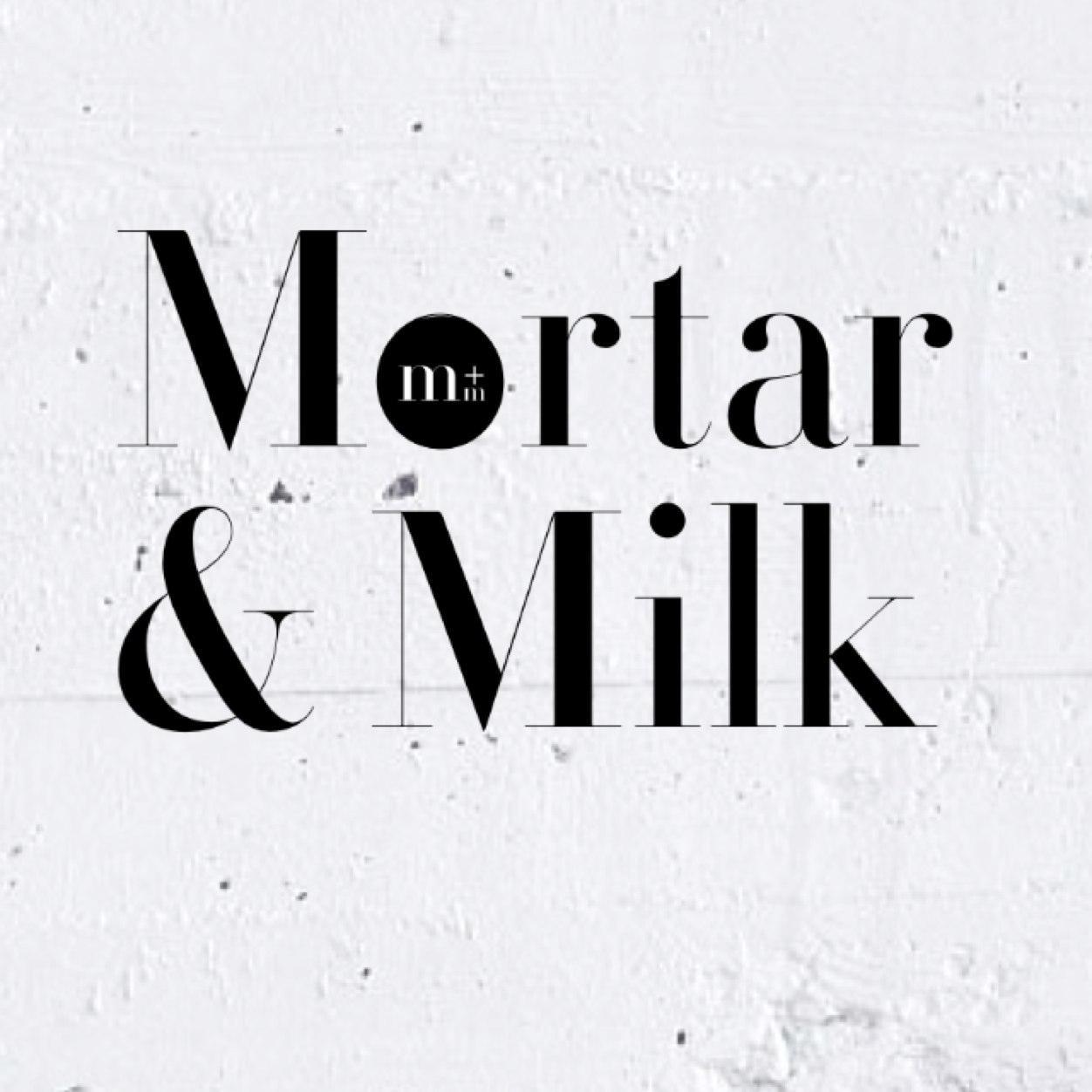 mortar and milk mortarandmilk twitter