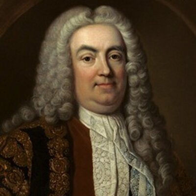 and therefore for the sake of my mater by robert walpole