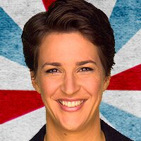 Rachel Maddow MSNBC twitter profile