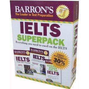 PfmTsiPh - Barron's IELTS Superpack 3rd Edition