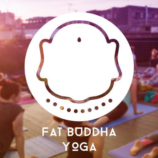 Logo de la société Fat Buddha Yoga