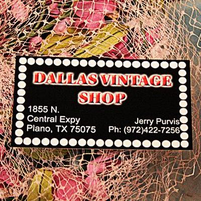 d979e7b7ba5 Dallas Vintage Shop on Twitter