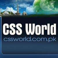 CSS World