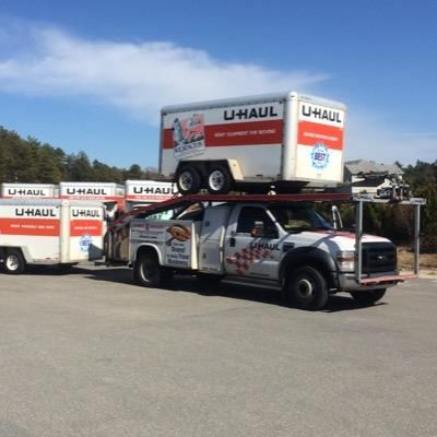 u haul tow dolly hook up Best answer: according to u-hauls trailer hook up book, the g6 should only pull 2000 pounds you need to have a hitch installed on your car your local u-haul.