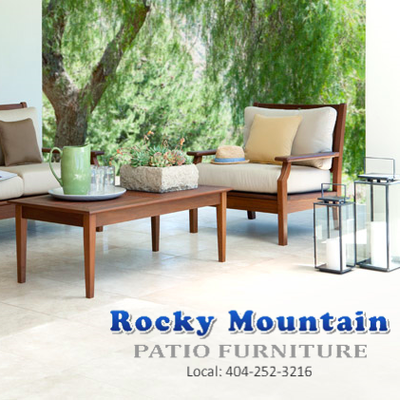 Ordinaire Rocky Mountain Patio