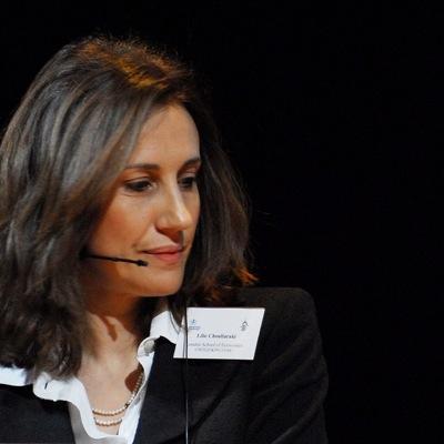 Lilie Chourliaraki