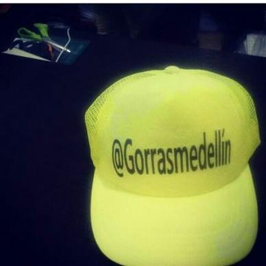 dbf800a7a69e8 gorras Medellin on Twitter