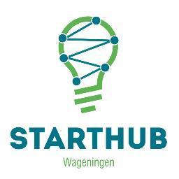 Logo StartHub Wageningen
