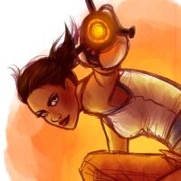 Chell [REDACTED] | Social Profile