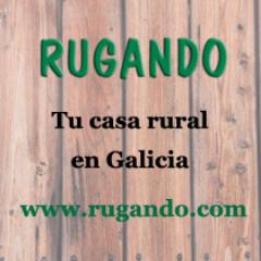Resultado de imagen de casa rugando galicia logo