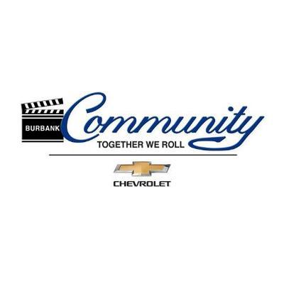 Community Chevrolet logo