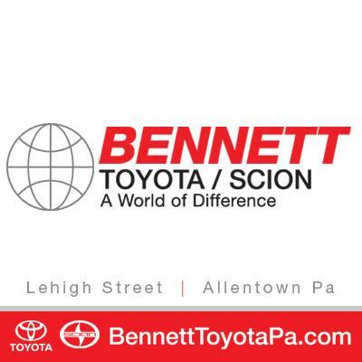 Good Bennett Toyota