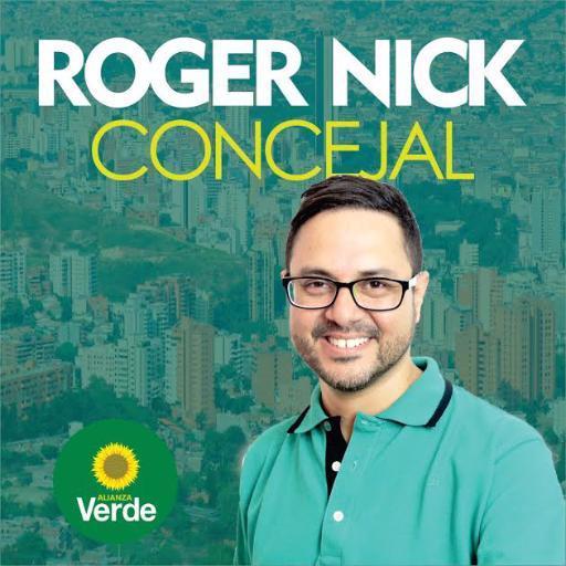 Roger nick