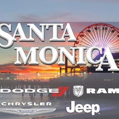 Santa Monica Jeep