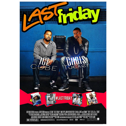 Last friday movie ice cube