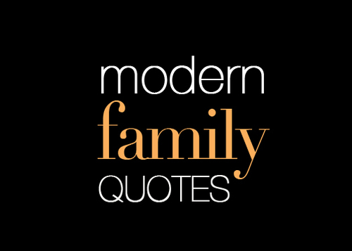 Modern Family Quotes At Modfamquotes Twitter