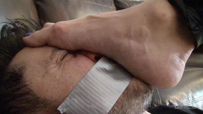 Slave of feet
