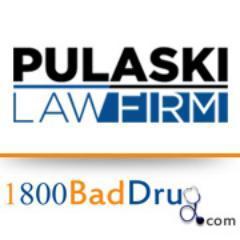 Pulaski Law Firm >> Pulaski Law Firm 1800baddrug Twitter