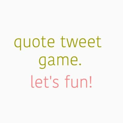 Quote Tweet Gorgeous Quote Tweet Game Quotetweet48 Twitter