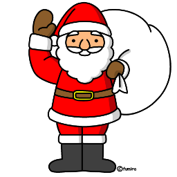 Black Santa Santa のツイプロ