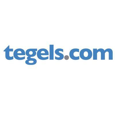 Image result for tegels.com logo