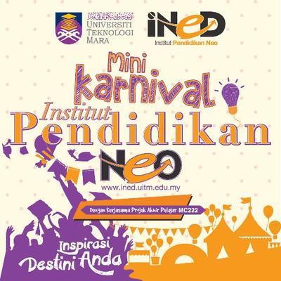 Mini Karnival iNED