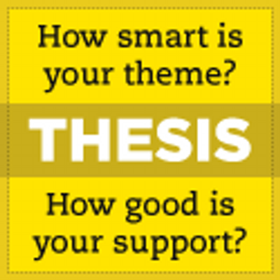 thesis theme twitter button The thesis theme, developed by chris pearson, is a highly customizable wordpress theme it features a convenient and intuitive graphical interface that allows users to customize most settings.