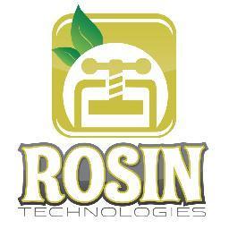 Rosin Technologies on Twitter: