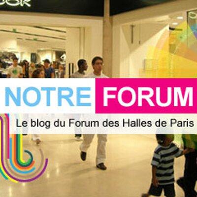 Forum des halles forumdeshalles twitter - Forum des halles dimanche ...
