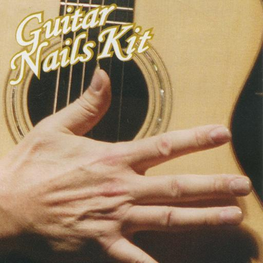 Guitar Nails Kit