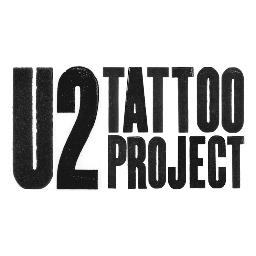 U2 Tattoo Project U2tattooproject  Twitter