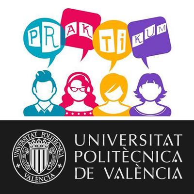 PRAKTIKUM UPV 2018 (Inscripció del 15 al 31 de maig de 2018)