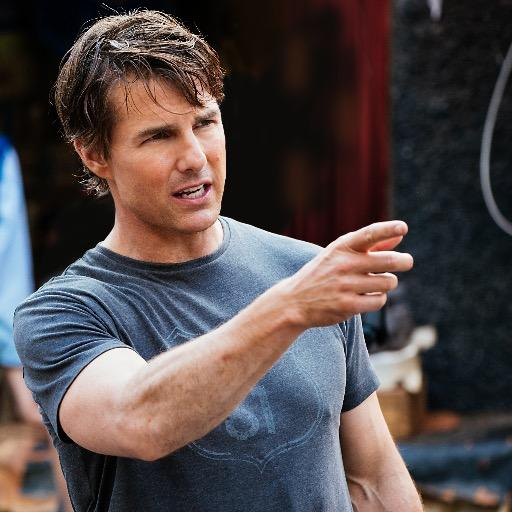 Tom Cruise Social Profile