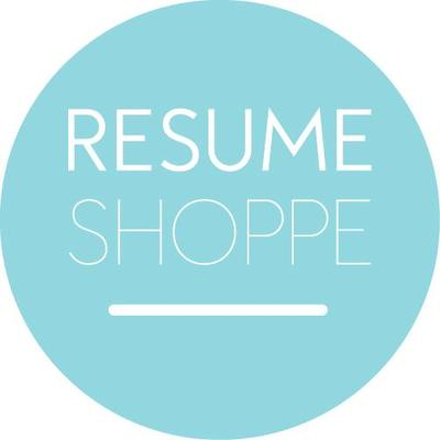 resume shoppe resumeshoppe twitter
