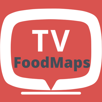 TV Food Maps | Social Profile