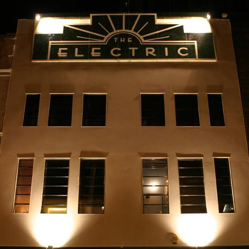 The Electric Cinema Social Profile