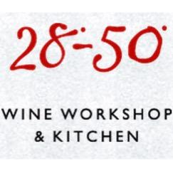 Logo de la société 28-50 Wine Workshop and Kitchen